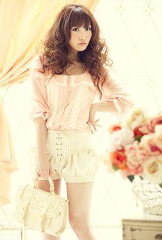 Tokyo Mode Addict: Introducing Liz Lisa & Liz Lisa 2012 Spring Summer Collection