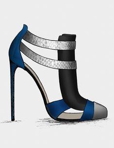 ● The Black & Blue - Collection www.guillaumebergen.com  DRICATURCA DELUXE BRANDS