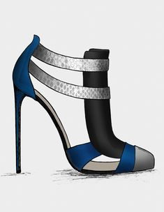 ● The Black & Blue - Collection www.guillaumebergen.com  DRICATURCA DELUXE BRANDS