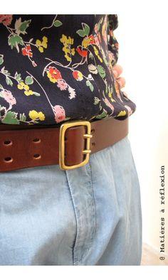 3f64ff5f8a9f0 13 meilleures images du tableau Ceintures | Belts, Leather belts et ...