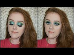 (10) Mermaid Tail Makeup Tutorial - YouTube