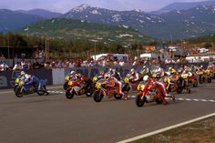 1982 top riders of the day full grids fantastic