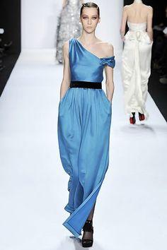 Bill Blass Fall 2008 Ready-to-Wear Collection Photos - Vogue