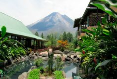 Arenal Vista Lodge - the most popular spa resort in Costa Rica