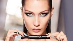 Bella Hadid 'Pumps it Up' in Her First Dior Makeup Campaign