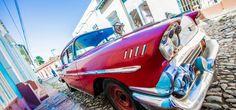 Cuba, belles plages, belles Américaines
