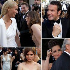 Top 20 Oscars Red Carpet Moments - www.popsugar.com