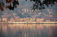 Birmanie - Lac de Pindaya
