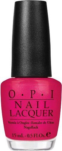 Who knew Minnie Mouse wore pink nail polish???  OPI Vintage Minnie Mouse Collection - I'm All Ears by OPI, http://www.amazon.com/dp/B00864ZFJI/ref=cm_sw_r_pi_dp_KEL6rb1VFD036