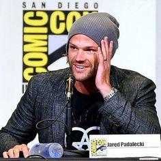 Jared's panel is up next!! #supernatural #supernaturalfandom #supernaturalfamily…