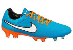 Nike Tiempo Legend V FG Soccer Cleats - Neo Turquoise
