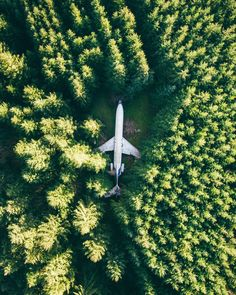 Airplane Home in Hillsboro, Oregon | 16 Incredibly Beautiful Aerial Pictures Of The American West