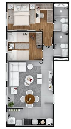 Sims 4 house ideas Gray Things gray color ideas for living room Sims House Plans, House Layout Plans, Modern House Plans, Small House Plans, House Layouts, House Floor Plans, Small Room Layouts, Apartment Layout, Apartment Design
