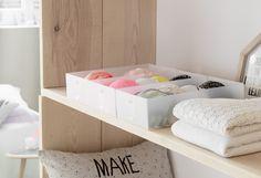 """Gamme """"Optimo"""" idéale pour ranger vos sous-vêtements par Compactor"""