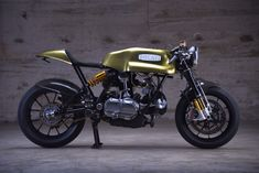 DesmoPro Café 31 Ducati was built for the Café Racer TV show and more recently was feature...