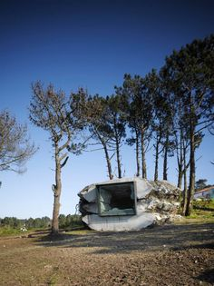 Ensamble Studio, Roland Halbe · The Truffle Spanish Architecture, Contemporary Architecture, Ecology, Truffles, Competition, Sweet Home, Studio, Concept, Architecture