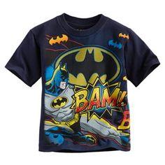 Batman Wraparound Graphic Tee - Toddler