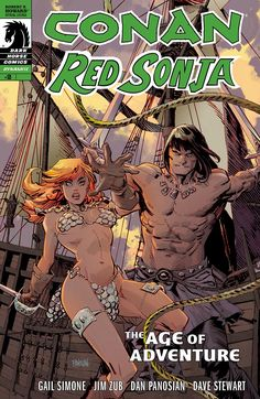 Conan Red Sonja 002 (2015) …………………… | Viewcomic reading comics online for free