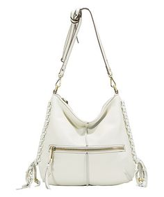 Look at this #zulilyfind! Milk Venice Boho Leather Crossbody Bag #zulilyfinds