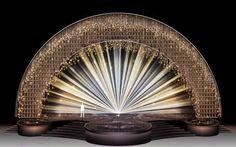 A rendering of the 2013 Oscars' Swarovski set, designed by Derek McLane