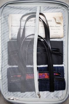 """Sara C. Milano """"EASYBAG 1"""" Reversibile Bag. Velvety Blue Fabric / Pink and Orange Roses Fabric + Black Leather. Made in Italy."""