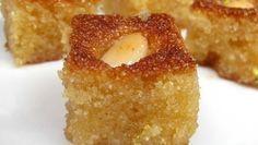 Χαλβάς φούρνου σιροπιαστός, από το sintayes.gr!