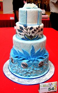 ICCA Annual Cake Competition 2010 by yatt's lil kitchen, via Flickr