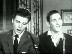 """Ricky Nelson with his friend James Burton- song """" It's Late"""" 50s Music, Music Mix, Good Music, Eric Nelson, Full Nelson, James Burton, Silly Songs, American Bandstand, Rick Y"""