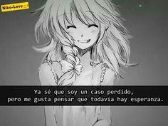 Porque tener que sonreir, ¿porque así fingimos nuestr… # De Todo # amreading # books # wattpad Sad Anime, Otaku Anime, Anime Love, Kawaii Anime, Love Phrases, Saddest Songs, Sad Girl, Sailor Moon, Manga