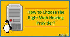 Looking to start your own website but confused in choosing hosting? Here is a guide that will help you choose the right hosting provider for your website.