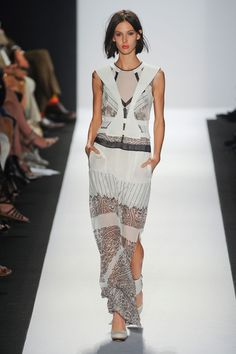 BCBG Max Azria at New York Fashion Week Spring 2013 - StyleBistro