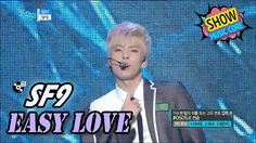 [HOT] SF9 - Easy Love, 에스에프나인 - 쉽다 Show Music core 20170422