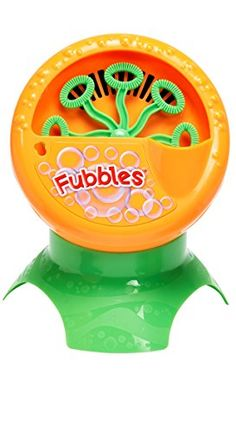 toddler bubble machine