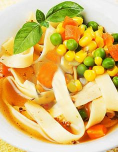 Vegetable Noodle Soup Great for Arthritis and Gout Source by ktongbai Uric Acid Diet, Gout Diet, Arthritis Diet, Gout Recipes, Cooking Recipes, Healthy Recipes, Foods That Cause Gout, Gout Prevention, Purine Diet