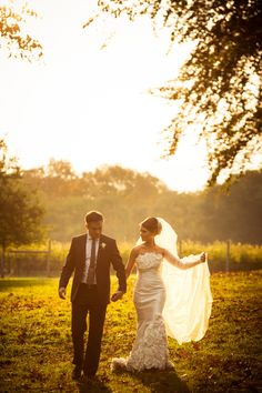 Beautiful fall wedding from Susan Stripling at Sweetwater Farm | See more on SMP:  http://www.StyleMePretty.com/2014/03/11/fall-farm-wedding-at-sweetwater-farm/