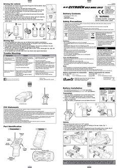 Frister & Rossmann Cub 6 & 7 Sewing Machine Instruction