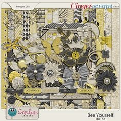 Bee Yourself The Kit