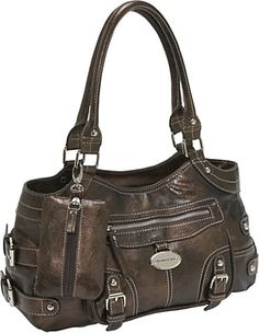 My fabulous fall handbag. It's the first bronze purse I've ever purchased., www.LadiesStylish.com ... Lol. #ElegantBags