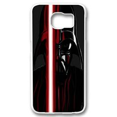 Darth Vader Starwars for Iphone and Samsung (Samsung Galaxy S6 Edge White)