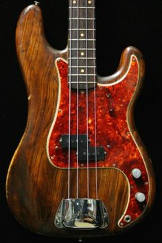 Fender Precision Bass, Fender Bass, Bass Guitars, Fender Bender, Bass Guitar Lessons, Low End, Custom Guitars, Vintage Guitars, Cool Guitar
