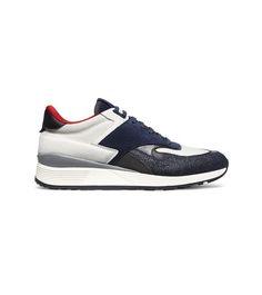 ZZEGNA:SneakersSuédés Tissu technique Fermeture avec lBrique44777223IL