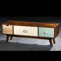 Tv meubel Sixties 179,00 te koop bij Giga meubel in Tiel www.gigameubel.nl