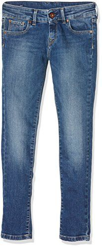 Pepe Jeans Girl's New Saber Jeans  buy now from Amazon £38.41  7 for all mankind, calvin jeans, Diesel, dl1961, g-star, Girls, guess jeans, Hollister, Hudson, hudson jeans, j brand, jeans, levi, lucky brand, paige jeans, Pepe, pepe jeans, Saber, Superdry, true religion
