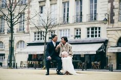 Place Dauphine in Pairs