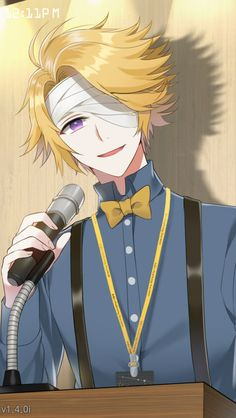 Yoosung, good ending. I was glad that he was alright but I was not alright that his eye's not okay.