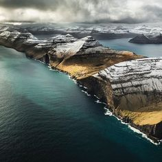 This unbelievable photo is of Kalsoy in the Faroe Islands. Take a look at @visit...