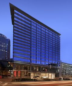 The Ritz-Carlton, Charlotte - The hotel is located in the heart of popular uptown Charlotte NC