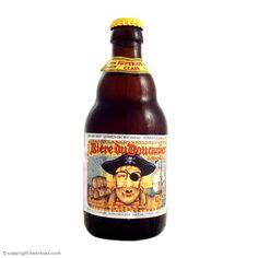 Bière du Boucanier Golden Ale brewed and bottled in Belgium