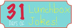 Lunchbox jokes ~ These are too cute and such an awesome idea for kids lunches AND Adults too!