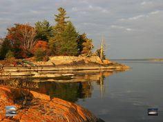 1,000 Islands Photographer Ian Coristine Hdr Photography, Amazing Photography, Thousand Islands, Wallpaper Pictures, Niagara Falls, Ramen, Beautiful Places, Castle, Scene